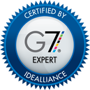 g7 expert certification logo